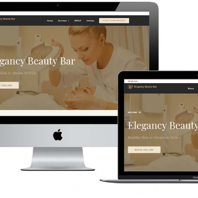 Elegancy Beauty Bar