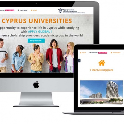 Educational & Investment Website